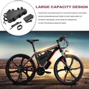 GiODLCE Ebike Battery, Lithium Ion Electric Bike Battery for E-Bike Bi|36hal01