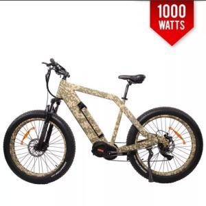 Bpmimports BPM TMAX 1000W Mid Drive 48V 17AH Fat Tire Electric Bike Bi|36hal01