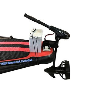 12v Electric Trolling Motor 62Lbs Thrust Short Shaft For SUP or for Fl|36hal01