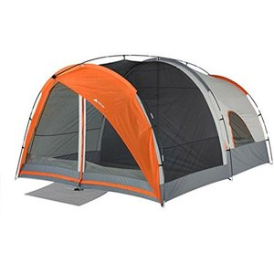 Ozark Trail 8-Person Dome Tunnel Tent With Full Fly For maximum Weathe|36hal01