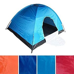 Backpacking Easy-Up 4 Person Dome Tent Camp Backpa...