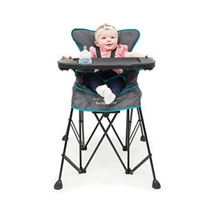Baby Delight Go with Me Uplift Deluxe Portable High Chair|36hal01