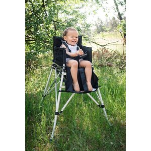 One2Stay Portable Travel High Chair (6-36 Months) - Comfortable Foldab|36hal01