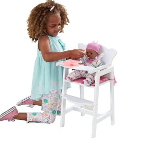 KidKraft Lil' Doll High Chair|36hal01