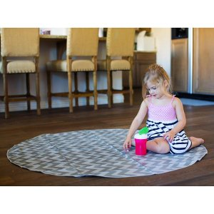 BooginHead Baby Newborn Toddler Kid SplatMat, Floor Cover, High Chair,|36hal01