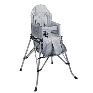One2Stay Portable Travel High Chair with an Adjustable Backrest (6-36|36hal01