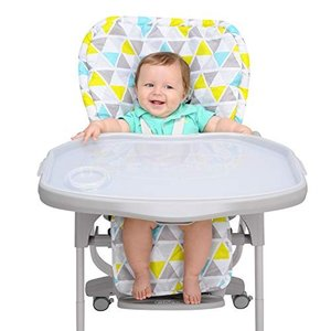 Nuby high Chair Replacement Cover Triangle|36hal01