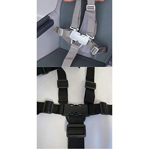 5 Point Harness Buckle Plus Straps Replacement Part for OXO Sprout Hig|36hal01