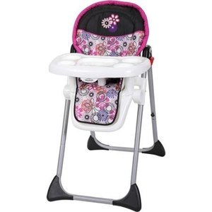 Durable Baby Trend Sit Right High Chair, Floral Garden by Baby Trend|36hal01