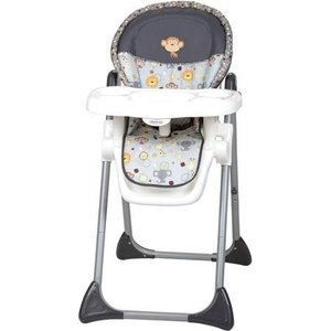 Baby Trend Sit-Right High Chair, Bobbleheads Baby will be Safe and Com|36hal01