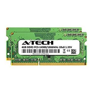 A-Tech 8GB Kit (2 x 4GB) for Synology DiskStation ...
