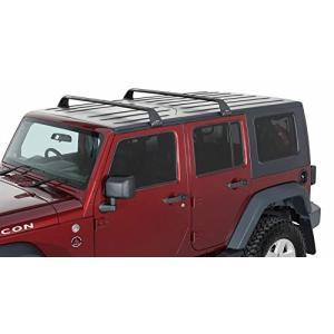 Rhino Rack 2007-2010 Compatible with Jeep Wrangler...