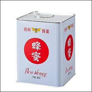 業務用中国産レンゲはちみつ12kg缶詰(受注生産品)蜂蜜|38kumate