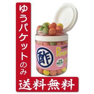 【ゆうパケット送料無料】元気一番オリジナルサプリ・プルプル酢グミ(ボトルタイプ)果実酢・ビタミンC・栄養機能食品|39genki1