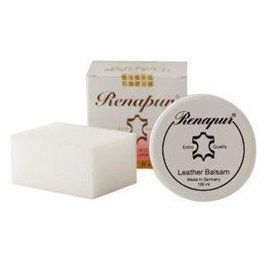 送料無料 ラナパー100ml+スポンジ1ヶセット革製品のお手入れクリーム