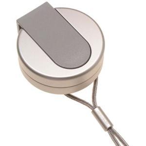 アビタックス ABITAX 携帯灰皿 チタンシルバー