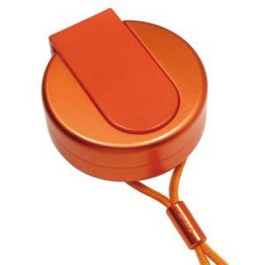 アビタックス ABITAX 携帯灰皿 アンバーオレンジ