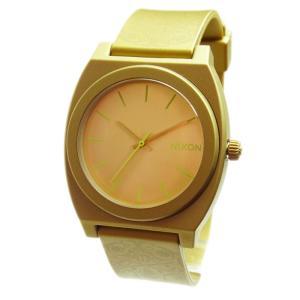 NIXON ニクソン メンズ腕時計 レディース腕時計 THE TIME TELLER P タイムテラー ゴールド A1191897 A119-1897  02P12Oct15|39surprise