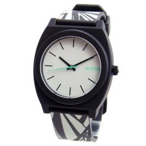 NIXON ニクソン メンズ腕時計 レディース腕時計 THE TIME TELLER P タイムテラー ブラック/ブリーチ A1192218 A119-2218|39surprise