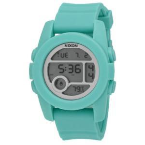 NIXON ニクソン 腕時計 レディース メンズ THE UNIT 40 ユニット40 ライトブルー A490-302 A490302 D|39surprise