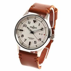 GRANDEUR PLUS グランドール プラス メンズ腕時計 GRP005W1
