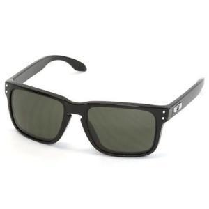 OAKLEY オークリー サングラス OO9244-03 HOLBROOK ポリッシュドブラック Dark Grey アジアンフィット 39surprise