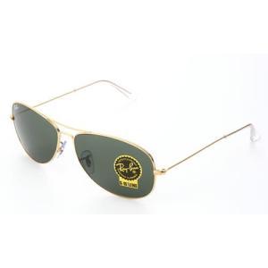 RAYBAN レイバン サングラス COCKPIT コクピット RB3362 001 ゴールド グリーン D 39surprise