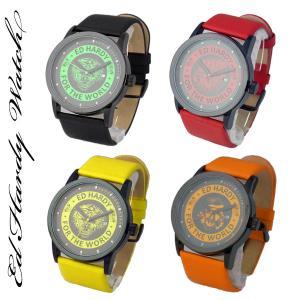 Ed Hardy Watch エドハーディーウォッチ 腕時計 メンズ PK-GN PK-PK PK-YW PK-OR アウトレット訳あり価格 39surprise
