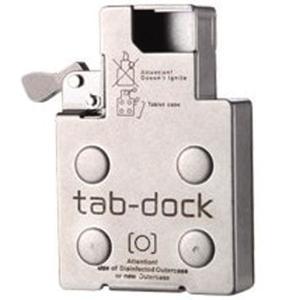 TAB-DOCK ZIPPOケース用ミントタブレットBOX 禁煙応援グッズ インサイドユニット