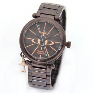 Vivienne Westwood ヴィヴィアンウエストウッド レディース腕時計 キーチャーム 3Dオーブインデックス レディスブレスウオッチ VV006KBR|39surprise