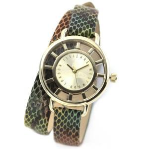 Vivienne Westwood ヴィヴィアンウエストウッド レディース腕時計 VV055GDSN 2ラップブレス・ウオッチ|39surprise