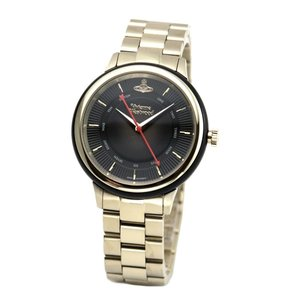 Vivienne Westwood ヴィヴィアンウエストウッド レディース腕時計 VV158BKGD ユニセックスサイズ|39surprise