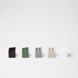 【ideaco/イデアコ】 mini cube ミニキューブ (マットカラー) 傘たて|3chome-market