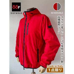 アウトレット マウンテンパーカー ライトジャケット メンズ OOF イタリア RR/DG