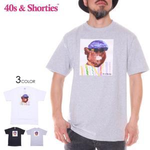 SALE セール 40S & SHORTIES フォーティーズ & ショーティーズ Tシャツ メンズ BROOKLYN'S FINEST TEE 2020春夏|3direct