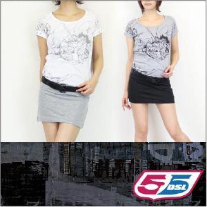 55DSL / フィフティーファイブ ディーゼル レディース ワンピース DAYTRIPPER DRESS 55DSL / フィフティーファイブ ディーゼル|3direct