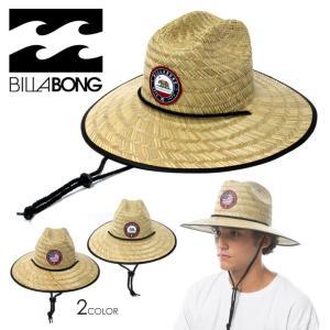 BILLABONG ハット メンズ STRAW HAT AI011-906 2018春 カリフォルニア/アメリカ フリーサイズ|3direct