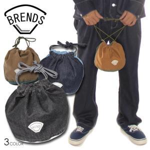 ポーチ バッグ パッチワーク 切り替え 古着風 メンズ レディース ユニセックス BRENDS ブレンズ THE WEST BAG BRD9401C 3direct