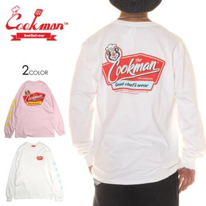COOKMAN クックマン ロンT SIGNBOARD L/S TEE 2020秋冬|3direct