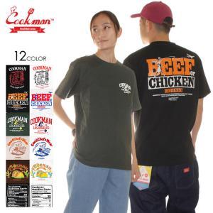 SALE セール COOKMAN クックマン ユニセックス Tシャツ 2019春夏|3direct
