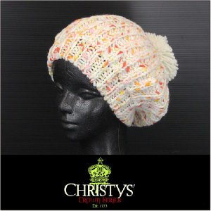 CHRISTYS' クリスティーズ ニット キャップ ベレー帽  レディース / CAMMY|3direct