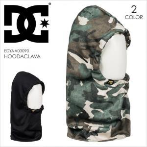 DC SHOES フェイスマスク メンズ HOODACLAVA EDYAA03090 17-18 カモフラージュ/迷彩/ブラック|3direct
