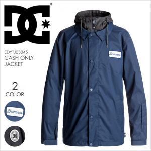 DC SHOES スノージャケット メンズ CASH ONLY JACKET EDYTJ03045 17-18 ブラック/ネイビー S/M/L|3direct