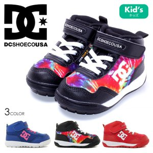 DC SHOES ディーシー スニーカー キッズ MEDALIST MID DK184601A|3direct