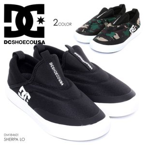 DC SHOES ディーシー スニーカー メンズ SHERPA LO DM184601|3direct