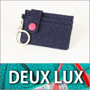 DEUX LUX / デュラックス カードケース EMPIRE CITY CARD CASE|3direct