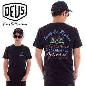 DEUS EX MACHINA デウスエクスマキナ Tシャツ メンズ BJORN VENICE TEE DMF81522A|3direct