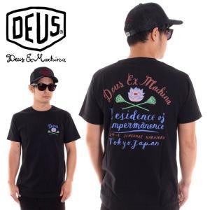 DEUS EX MACHINA デウスエクスマキナ Tシャツ メンズ BJORN TOKYO TEE DMF81522C|3direct