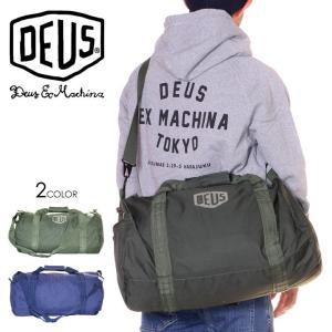 DEUS EX MACHINA デウス ダッフルバッグ COOPER DUFFLE|3direct