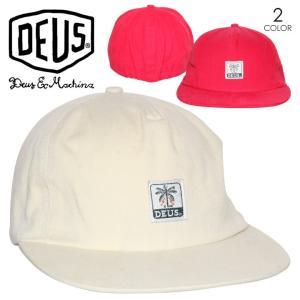 DEUS EX MACHINA デウスエクスマキナ キャップ メンズ GIMENEZ 5 PANEL DMS87677|3direct